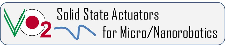Solid State Actuators for Micro/Nanorobotics